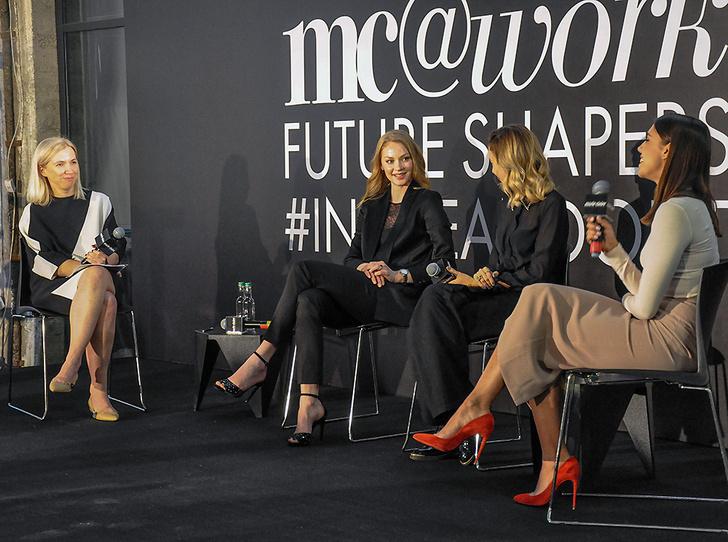 Фото №1 - Marie Claire провёл ежегодную бизнес-конференцию MC@WORK