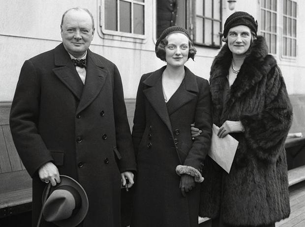 Фото №2 - Судьба четырех: любовь, мечты и трагедии дочерей Уинстона Черчилля