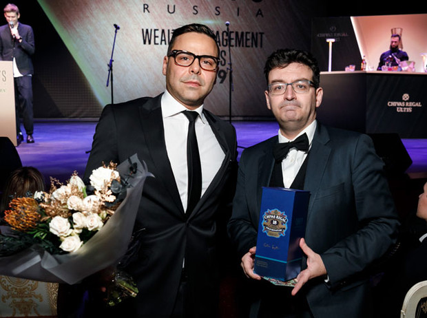 Фото №4 - Названы победители Премии SPEAR'S Russia Wealth Management Awards 2019