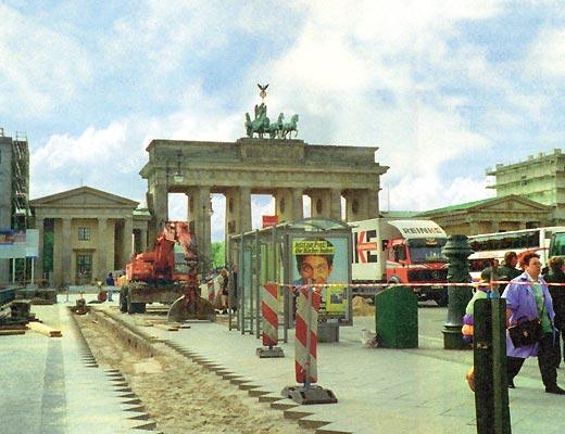 Фото №1 - Берлинский воздух