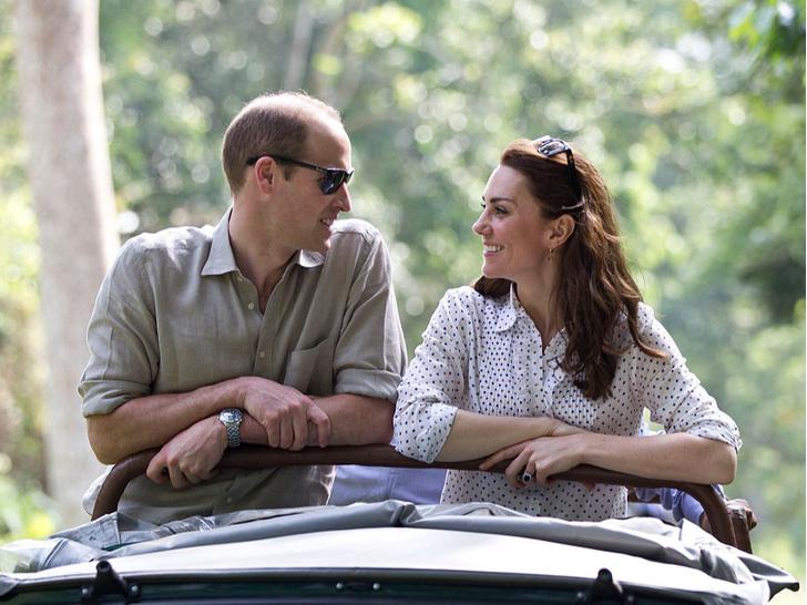 Фото №1 - Проверка на прочность: как отношения Кейт и Уильяма изменились за последний год (и почему)