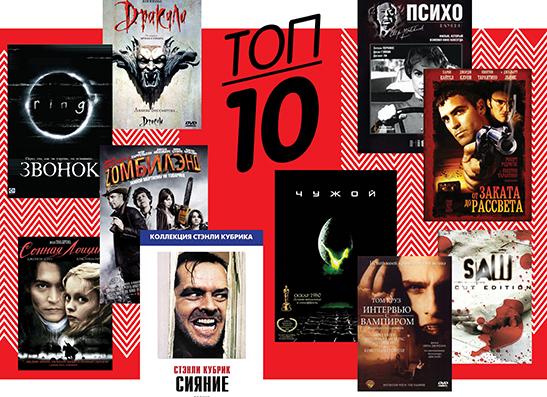 Фото №1 - Топ-10: Лучшие фильмы ужасов