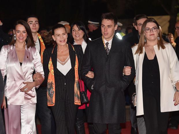 Фото №35 - Сильные гены: как выглядят потомки принцессы Монако Грейс Келли