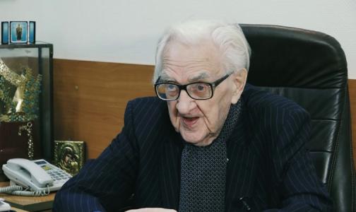 Фото №1 - Умер академик Валентин Покровский