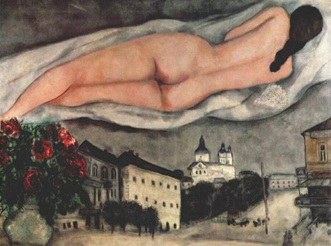 Фото №14 - Женщина судьбы: Белла Розенфельд в жизни и творчестве Марка Шагала