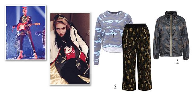 Фото №6 - Разбираем гардероб Grimes