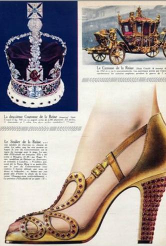 Фото №3 - От Елизаветы II до герцогини Кейт: любимые обувные бренды королевские особ