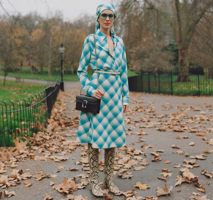 Фото №1 - Виртуальная сумка Gucci продана почти в два раза дороже, чем реальная