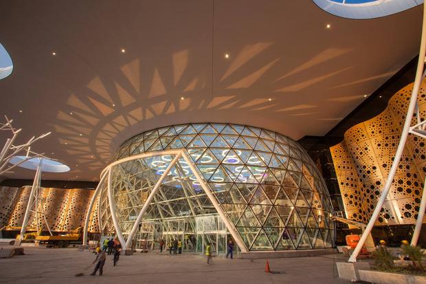 Фото №6 - 10 самых красивых аэропортов мира