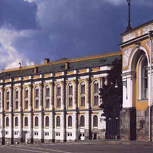 Фото №1 - Беспроводная экскурсия по Кремлю