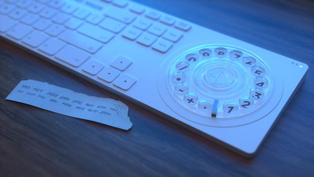 Фото №2 - Питерский художник показал, как бы выглядела современная техника с дисковым набором вместо кнопок