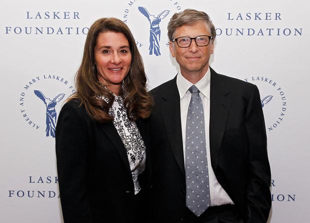 Фото №1 - Билл Гейтс разводится с женой после 27 лет брака