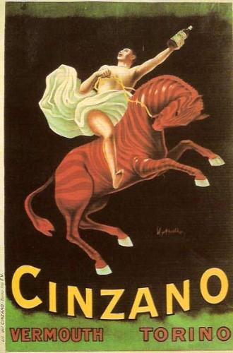 Фото №2 - Плакаты как искусство: как выглядела реклама в конце XIX века