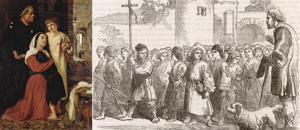 Фото №3 - Киндер, окстись! Краткая история малолетних проповедников, обличителей и пророков