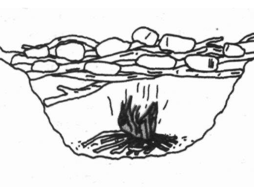 Фото №1 - Пища, сотворенная духами