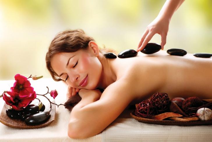 Стоунтерапия: камни для для массажа