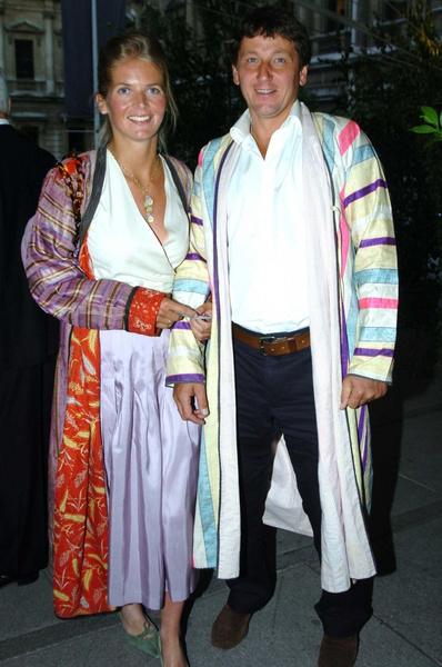 Александра Толстая и Шамиль Галимзянов