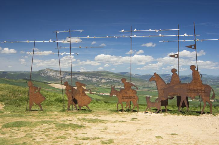 Фото №1 - По следам древних паломников: 5 пилигримских маршрутов