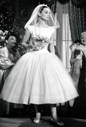 Фото №12 - От Одри Хепберн до Меган Маркл: знаменитые невесты в платьях Givenchy