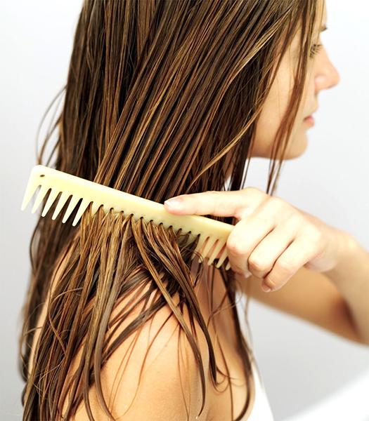 Восстанавливаем блеск волос — www.wday.ru
