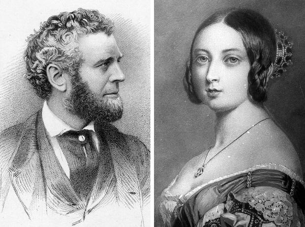 Фото №1 - Виктория и Джон Браун: неизвестная любовь и тайный брак королевы