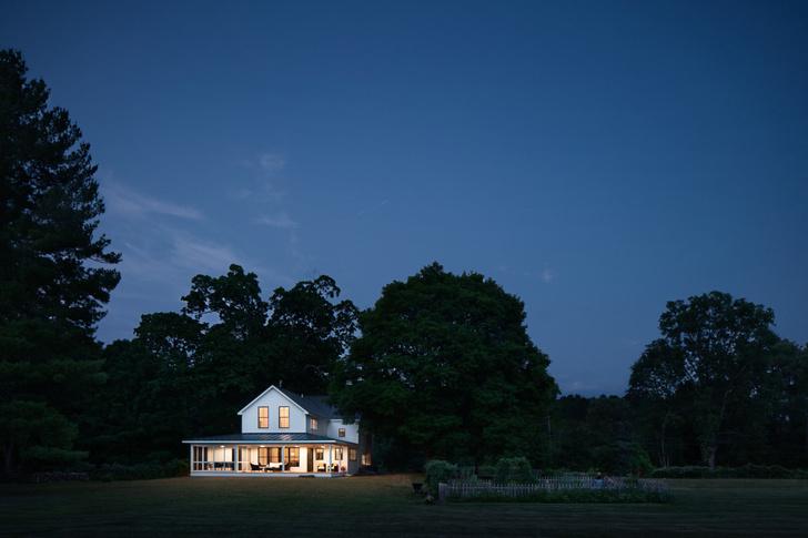 Фото №16 - Новая жизнь старого деревянного дома: до и после