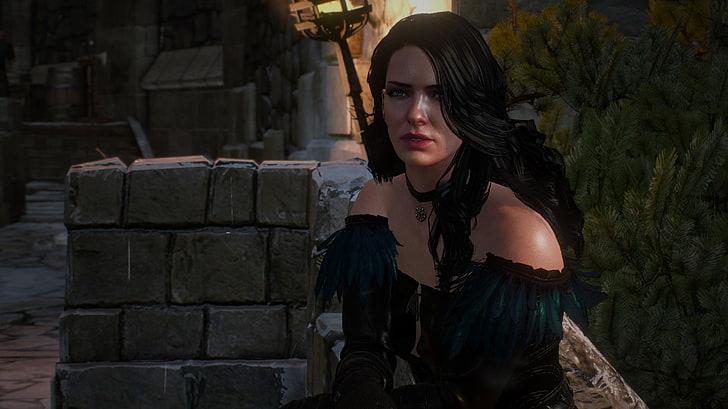 Фото №9 - «Ведьмак»: 7 главных различий Йеннифэр в сериале и в игре 🔮