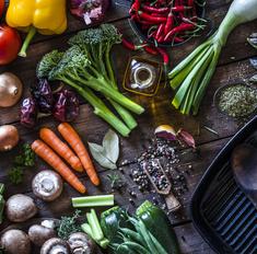Время овощей: простые и вкусные рецепты из сезонных продуктов