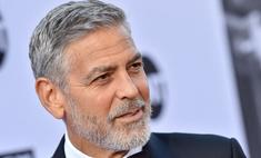Джордж Клуни отказался стать крестным сына Гарри и Меган