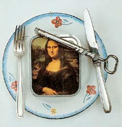 Фото №4 - Мона Лиза - путь звезды