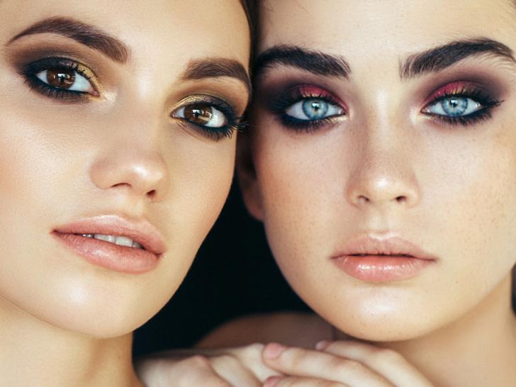 Фото №1 - Как подобрать тени под цвет глаз и тон кожи: пошаговая инструкция