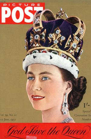 Фото №7 - Королева и помада: история одной бьюти-страсти Елизаветы II