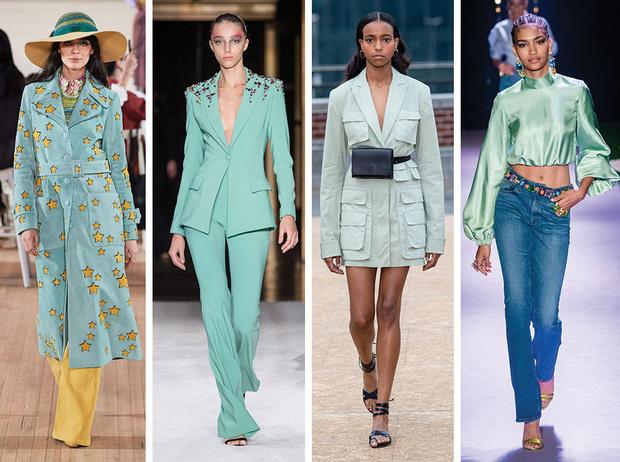 Фото №4 - 10 трендов весны и лета 2020 с Недели моды в Нью-Йорке