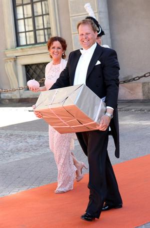 Фото №51 - Самые забавные моменты на королевских свадьбах (истории в фотографиях)