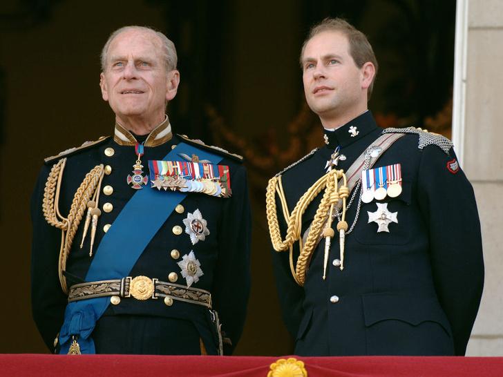 Фото №3 - Кому достанется титул герцога Эдинбургского после смерти принца Филиппа (и достанется ли вообще)