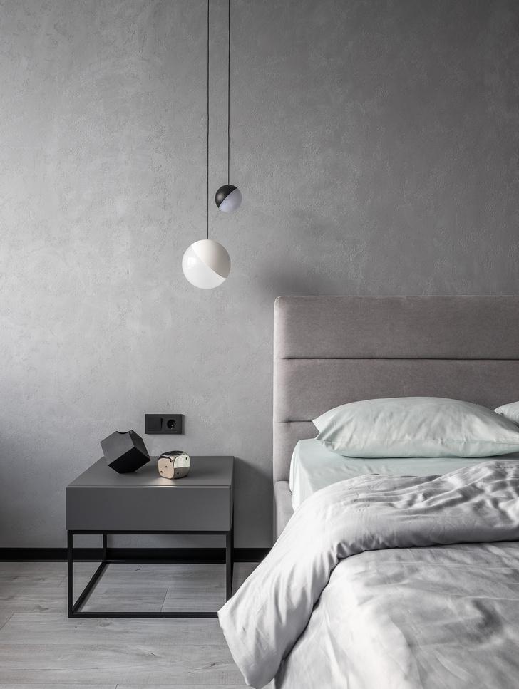 Фото №10 - Графика и минимализм: квартира для студента в Уфе 76 м²