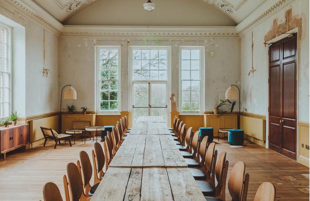 Фото №15 - Возвращение к себе: отель в старинном особняке в Англии