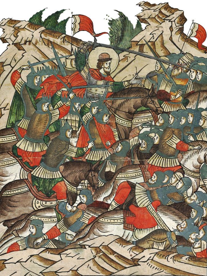 Фото №2 - 11 мифов об Александре Невском: кто к нам с мечом придет...