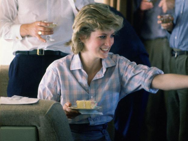 Фото №1 - Секретная диета Дианы: как принцесса поддерживала форму