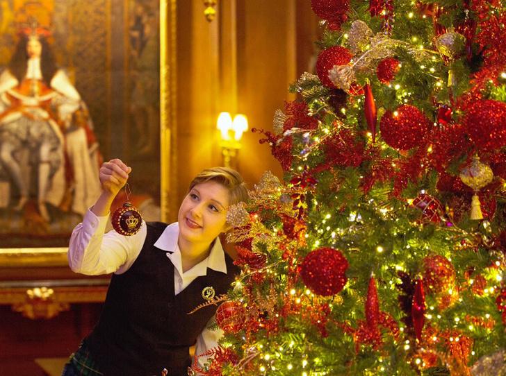 Фото №7 - Праздничное убранство резиденций королей и президентов в ожидании Рождества и Нового года