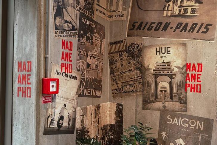 Фото №7 - Вьетнамский ресторан Madame Pho в Будапеште