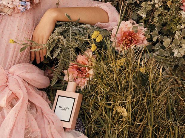 Фото №6 - Сотканный из цветов: аромат Gucci Bloom