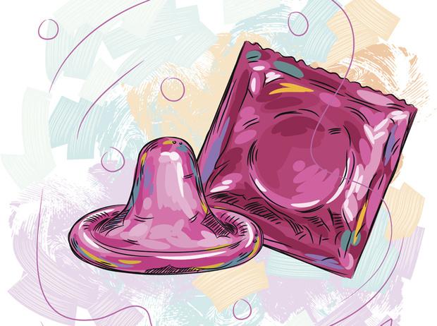 Фото №3 - Защитная реакция: гид по новым методам контрацепции и не только