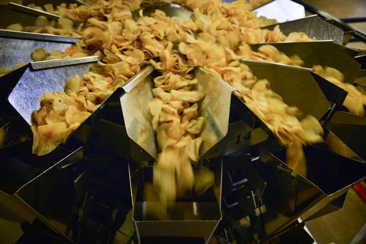 Фото №3 - Посидим, похрустим: 6 фактов из истории чипсов