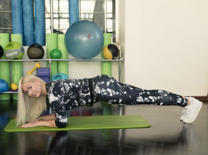Фото №2 - 10 минутный комплекс упражнений для тех, у кого нет времени на спорт