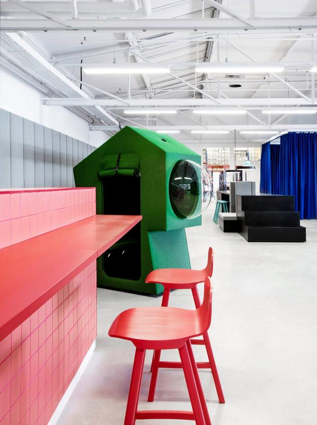 Фото №3 - Яркий офис-трансформер в Берлине