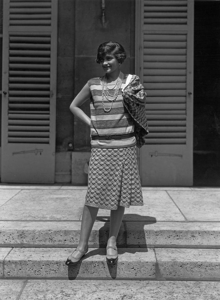 Фото №2 - Великая Мадемуазель: 9 фактов о Коко Шанель
