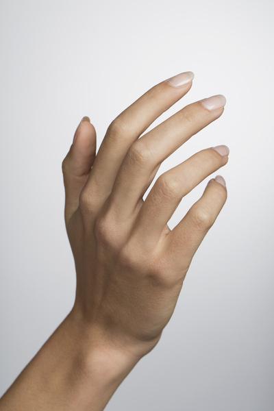 Как сделать, чтоб похудели пальцы на руках?