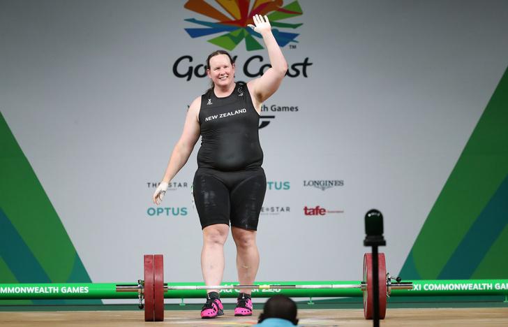 Фото №6 - Битва полов на Олимпиаде: за медали поборется женщина— в прошлом мужчина-штангист