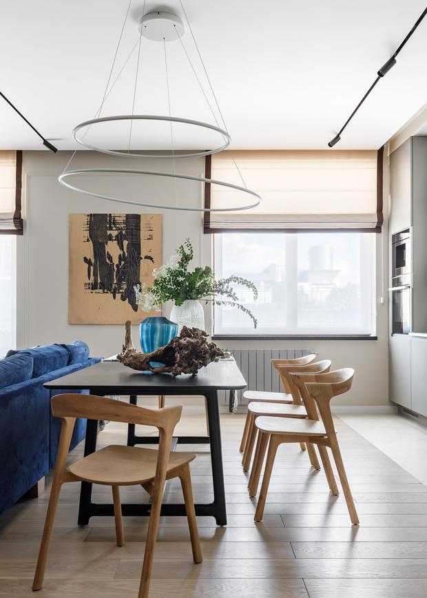 Фото №4 - Светлая квартира 105 м² в центре Санкт-Петербурга
